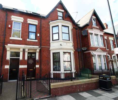 7 Bedrooms Terraced House for sale in Wingrove Road, Newcastle Upon Tyne, Tyne And Wear, NE4 9BP