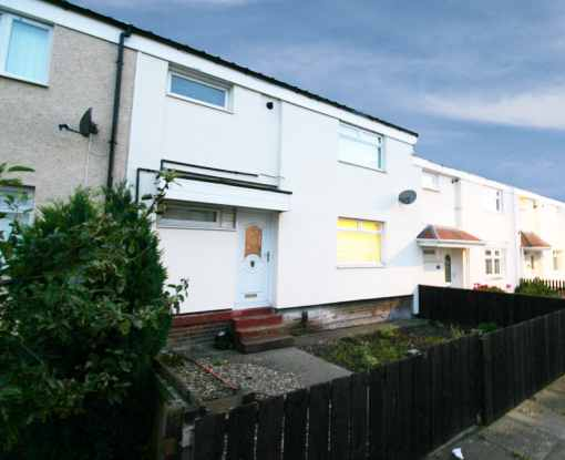 3 Bedrooms Terraced House for sale in Ainsworth Way, Middlesbrough, Cleveland, TS7 9QB