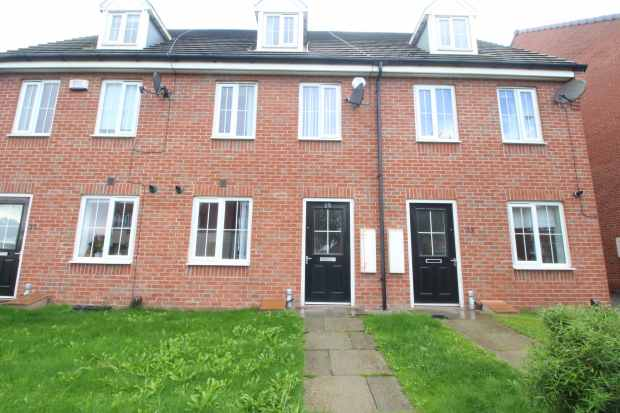 3 Bedrooms Terraced House for sale in Oak Drive, Leeds, West Riding, LS10 4GQ