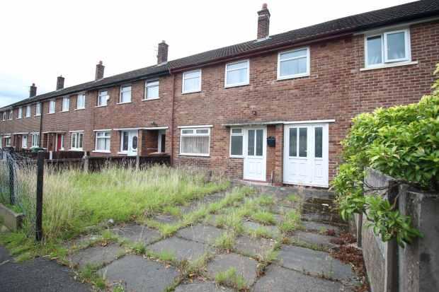 3 Bedrooms Terraced House for sale in Elizabeth Road, St Helens, Merseyside, WA11 0PT
