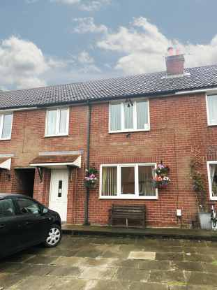 3 Bedrooms Terraced House for sale in Lancaster Drive, Accrington, Lancashire, BB5 5RD