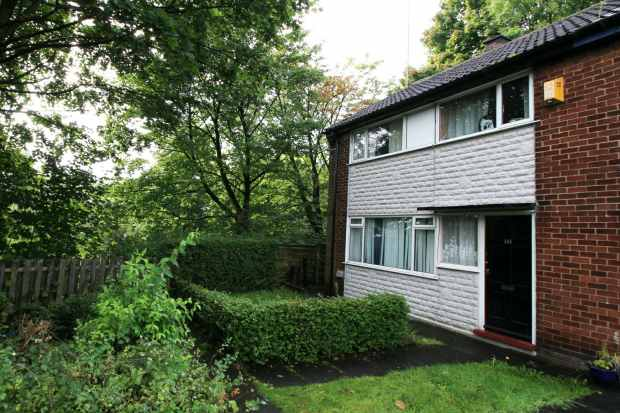 3 Bedrooms Semi Detached House for sale in Tintern Road, Manchester, Greater Manchester, M24 6JP