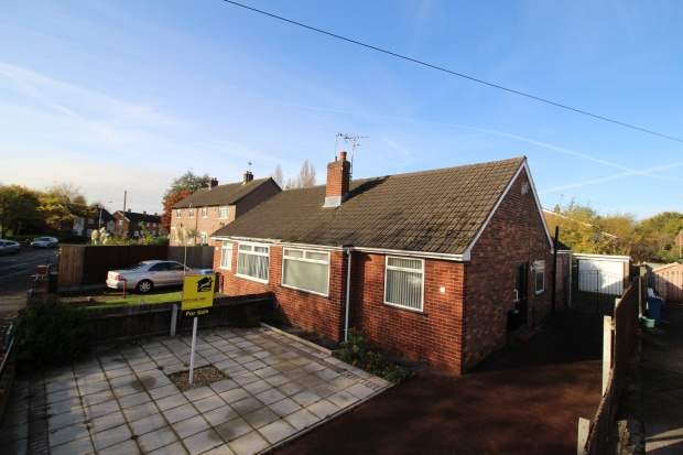 2 Bedrooms Semi Detached Bungalow for sale in New Hutte Lane, Liverpool, Merseyside, L26 9UD