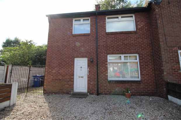 3 Bedrooms Terraced House for sale in Dell Avenue, Wigan, Greater Manchester, WN6 8PH
