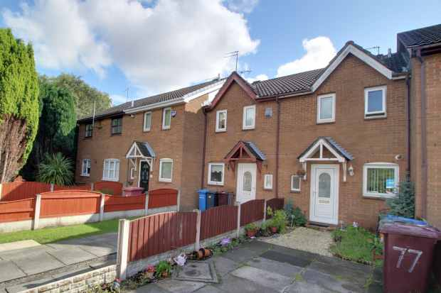 2 Bedrooms Terraced House for sale in Rainbow Drive, Liverpool, Merseyside, L26 7AG