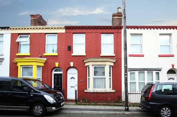 3 Bedrooms Terraced House for sale in Stevenson Street, Liverpool, Merseyside, L15 4HB