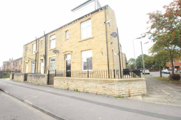 3 Bedrooms Property for sale in Parkside Road, Bradford, West Riding, BD5 8EQ