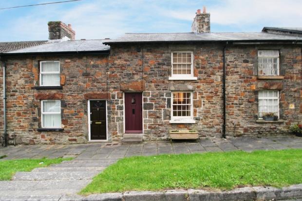 3 Bedrooms Terraced House for sale in Park Terrace, Bridgend, Mid Glamorgan, CF32 9HE