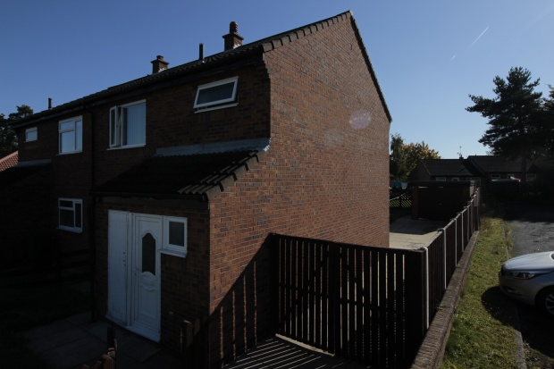 3 Bedrooms Semi Detached House for sale in Radburn Road, Doncaster, South Yorkshire, DN11 0SH
