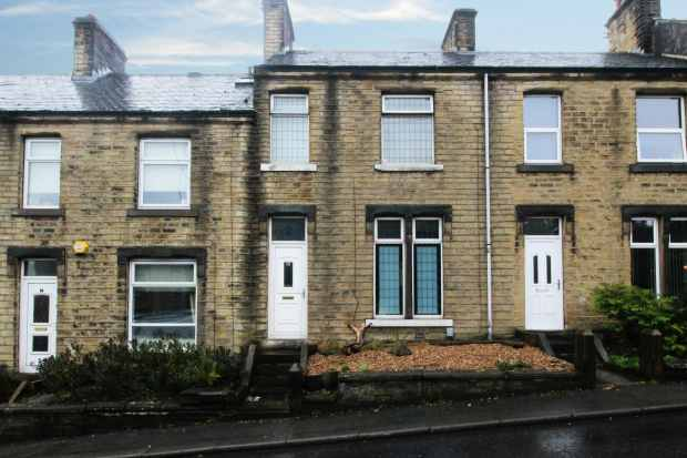 3 Bedrooms Terraced House for sale in Cowlersley Lane, Huddersfield, West Yorkshire, HD4 5TY