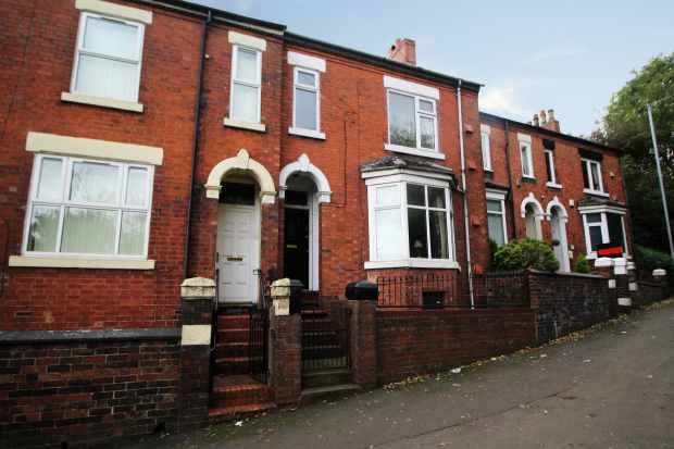 6 Bedrooms Terraced House for sale in Etruria Road, Stoke-On-Trent, Staffordshire, ST4 6JW