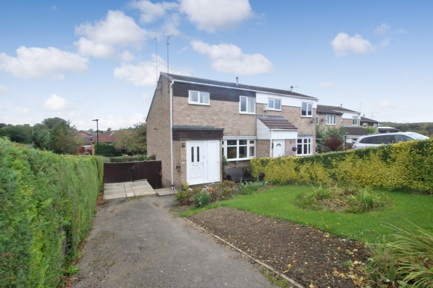 3 Bedrooms Semi Detached House for sale in Willow Crescent, Sheffield, South Yorkshire, S35 1QS