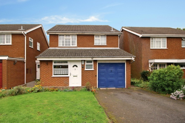3 Bedrooms Detached House for sale in Harcourt Drive, Newport, Shropshire, TF10 7SA