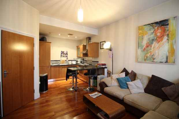 1 Bedroom Apartment Flat for sale in Victoria Street, Liverpool, Merseyside, L1 6BD