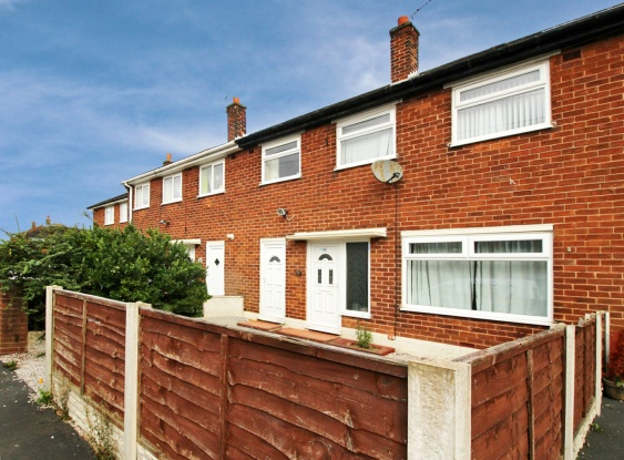3 Bedrooms Terraced House for sale in Thurnham Road, Preston, Lancashire, PR2 1QB