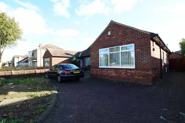 3 Bedrooms Semi Detached Bungalow for sale in Owton Manor Lane, Hartlepool, Cleveland, TS25 3AB