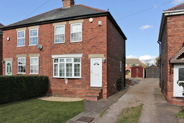 2 Bedrooms Semi Detached House for sale in High Street, Doncaster, South Yorkshire, DN9 2HH