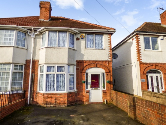 3 Bedrooms Semi Detached House for sale in Mucklow Hill, Halesowen, West Midlands, B62 8BW