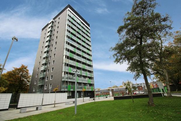 1 Bedroom Flat for sale in Platt Court, Manchester, Greater Manchester, M14 5LT