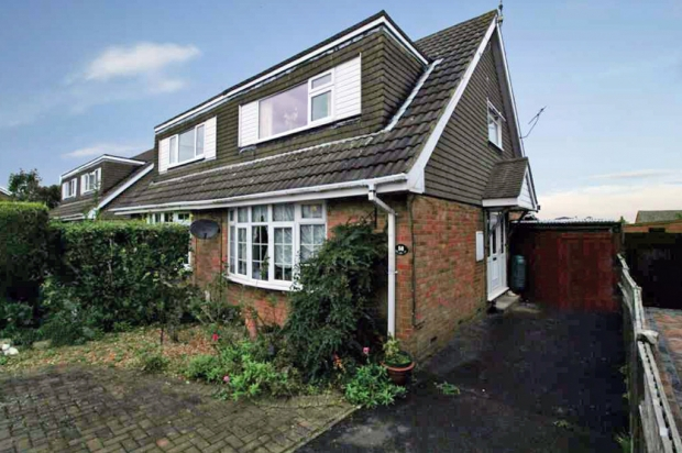 2 Bedrooms Semi Detached House for sale in Melloway Road, Rushden, Northamptonshire, NN10 6XX