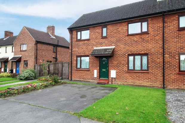 2 Bedrooms Semi Detached House for sale in Hambleton Road, Catterick Garrison, North Yorkshire, DL9 4HT