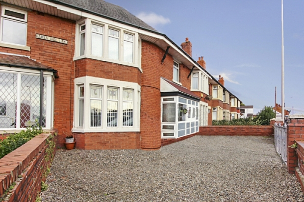 3 Bedrooms Terraced House for sale in Hawes Side Lane, Blackpool, Lancashire, FY4 4AP