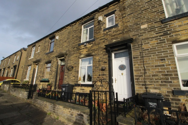 3 Bedrooms Terraced House for sale in Cleavden Place, Halifax, West Yorkshire, HX3 5QA