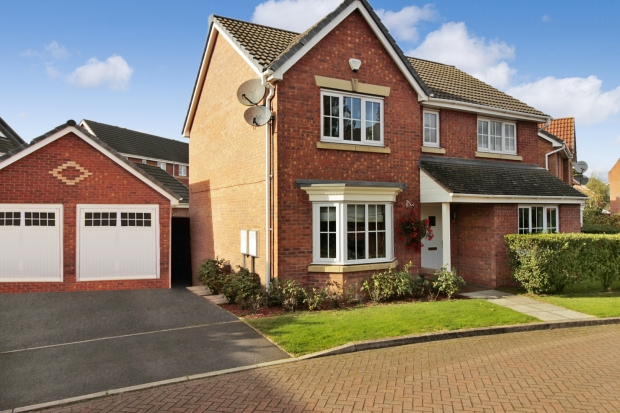 4 Bedrooms Detached House for sale in Pompeii Court, Lincoln, Lincolnshire, LN6 9LQ