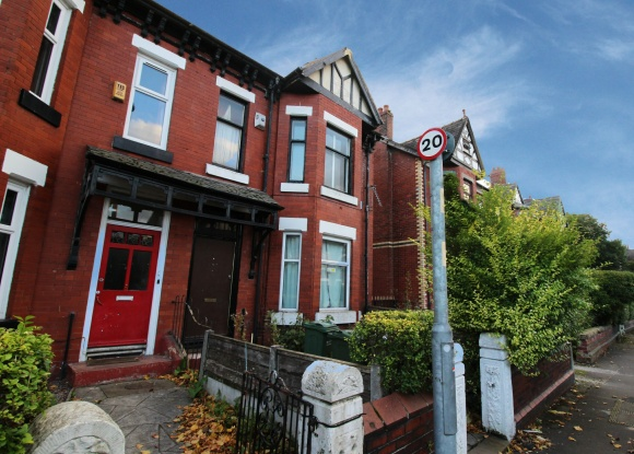5 Bedrooms Semi Detached House for sale in Everett Road, Manchester, Greater Manchester, M20 3EA
