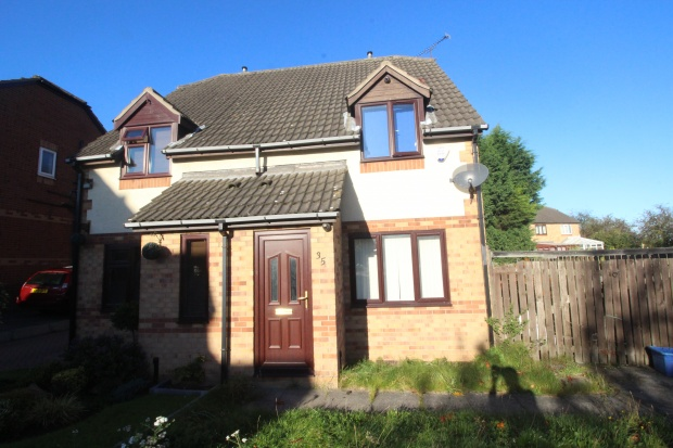 2 Bedrooms Semi Detached House for sale in Nether Field View, Rotherham, South Yorkshire, S65 3RB