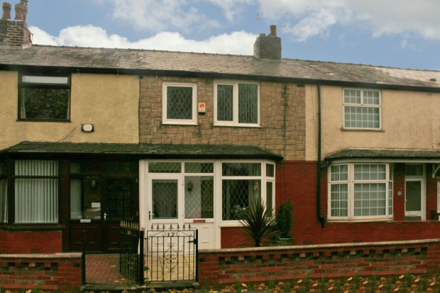 2 Bedrooms Terraced House for sale in Unity Street, Heywood, Lancashire, OL10 3DL
