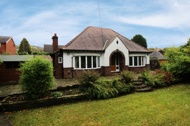 4 Bedrooms Detached Bungalow for sale in Nuttall Hall Road, Ramsbottom, Greater Manchester, BL0 0AS