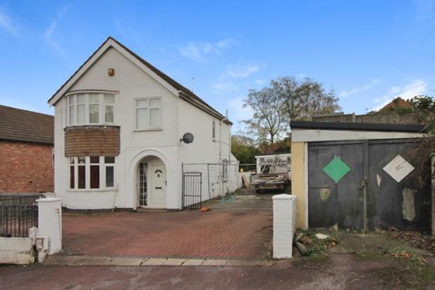 3 Bedrooms Detached House for sale in Regent Street, Nottingham, Nottinghamshire, NG16 2LW