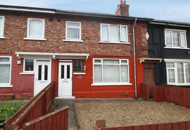 3 Bedrooms Terraced House for sale in Ferndale Avenue, Middlesbrough, North Yorkshire, TS3 9DT