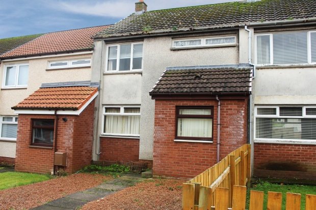 2 Bedrooms Terraced House for sale in Manuel Terrace, Irvine, Ayrshire, KA11 4BY