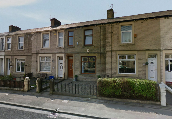 3 Bedrooms Terraced House for sale in Blackburn Road, Accrington, Lancashire, BB5 4LZ