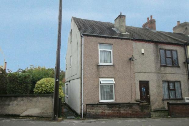 3 Bedrooms Property for sale in Nottingham Road, Alfreton, Derbyshire, DE55 7GR