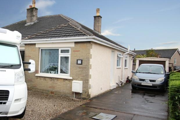 3 Bedrooms Semi Detached Bungalow for sale in Lowlands Road, Carnforth, Lancashire, LA5 8HB