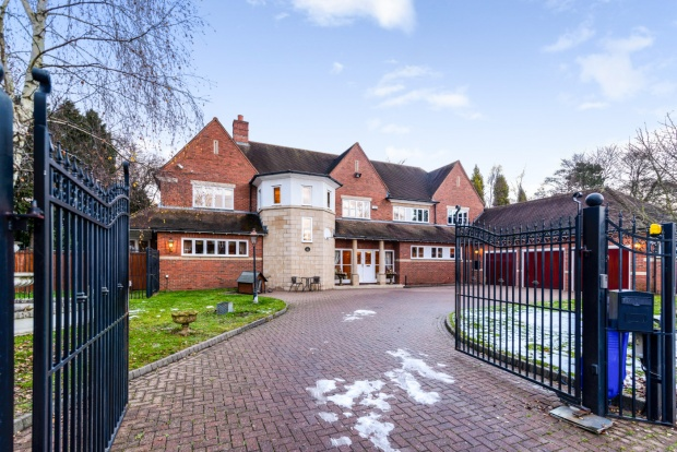 5 Bedrooms Detached House for sale in Jervis Park, Sutton Coldfield, West Midlands, B74 3FH