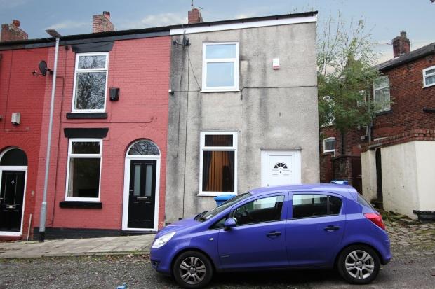 2 Bedrooms Property for sale in Swift Street, Ashton-Under-Lyne, Lancashire, OL6 8HA