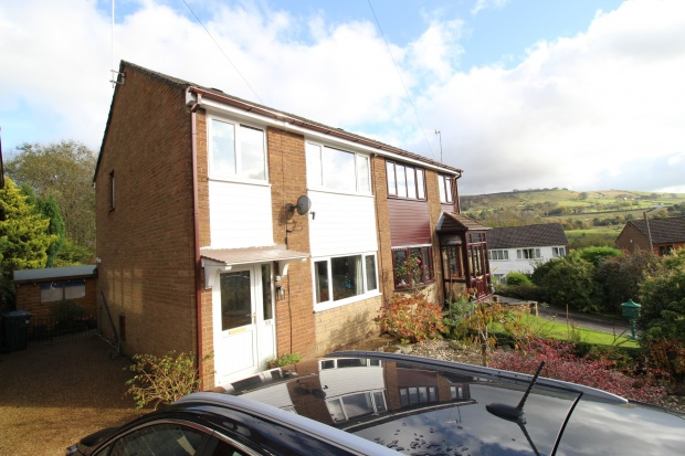 3 Bedrooms Semi Detached House for sale in Hilltop Drive, Rossendale, Lancashire, BB4 6NB