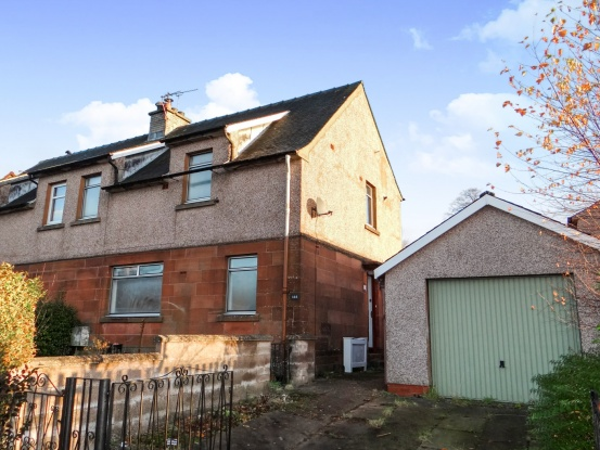 4 Bedrooms Semi Detached House for sale in Lincluden Road, Dumfries, Dumfriesshire, DG2 0PR