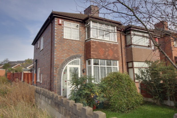 3 Bedrooms Semi Detached House for sale in Wolstanton Road, Newcastle-Under-Lyme, Staffordshire, ST5 7LX