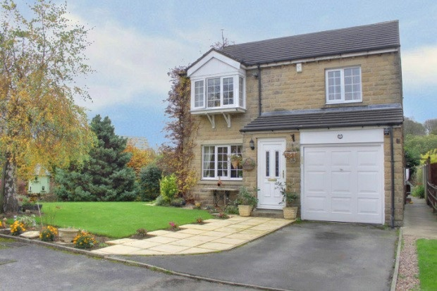4 Bedrooms Detached House for sale in Church Meadows, Batley, West Yorkshire, WF17 9PS