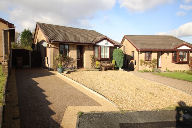 2 Bedrooms Detached Bungalow for sale in Mountside Close, Rochdale, Lancashire, OL12 6JS