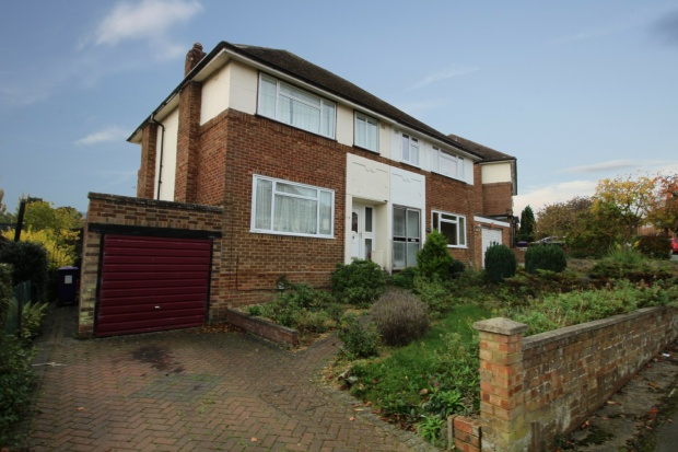 3 Bedrooms Semi Detached House for sale in Haselfoot, Letchworth Garden City, Herefordshire, SG6 4DE