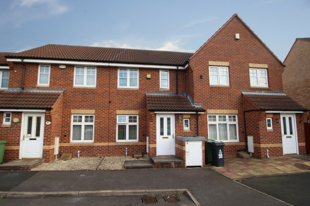 2 Bedrooms Terraced House for sale in Yale Road, Willenhall, West Midlands, WV13 2JR