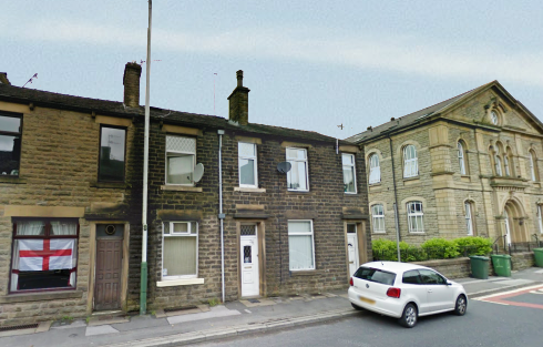 3 Bedrooms Terraced House for sale in Market Street, Rochdale, Lancashire, OL12 8PW