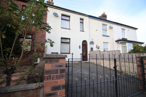 4 Bedrooms Terraced House for sale in Carr Terrace, Prescot, Merseyside, L35 3QP