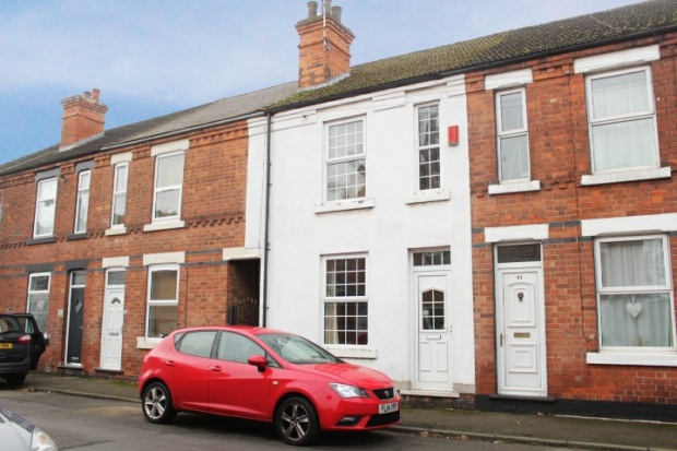 2 Bedrooms Terraced House for sale in Pearson Street, Nottingham, Nottinghamshire, NG4 2JA